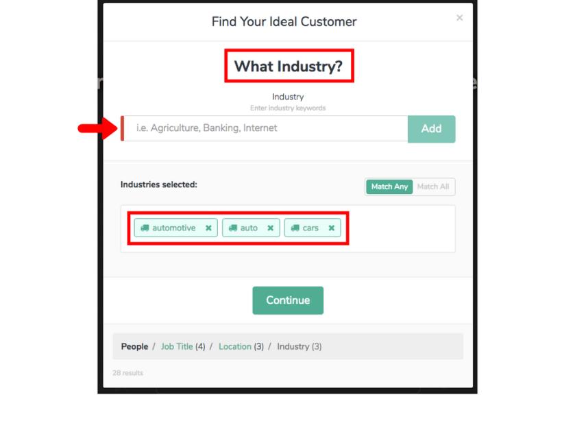 add industries